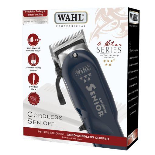 wahl senior cordless